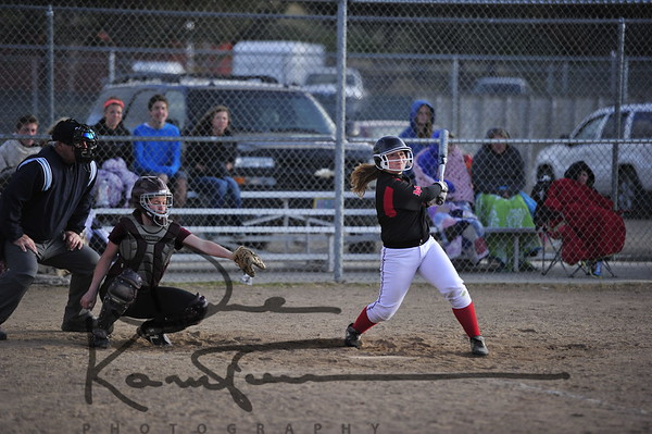 Mt. View Softball 5-6-12