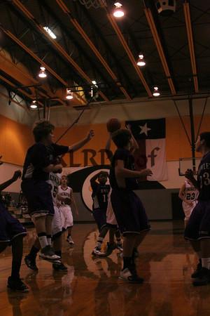 Smith MS 8th Grade vs Crowley Jan 9, 2012