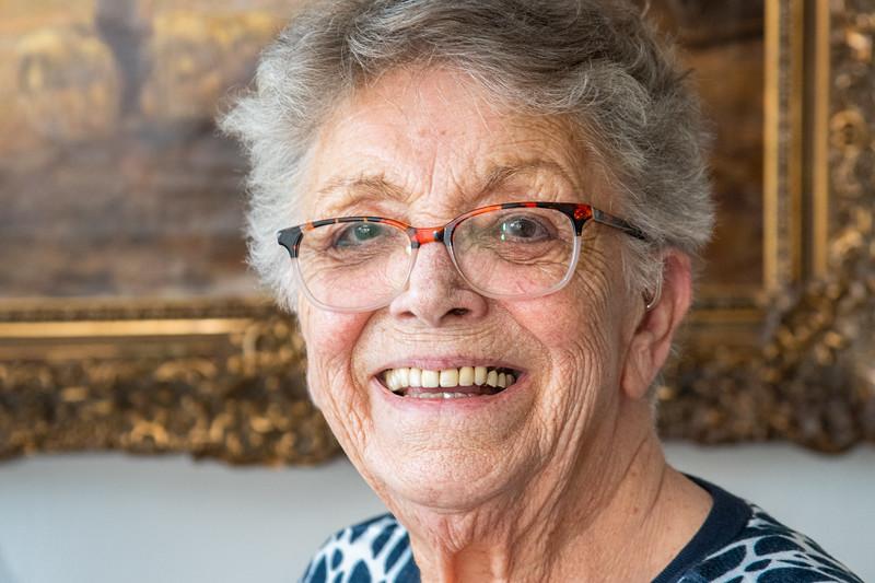 Portret Lisette Delhez