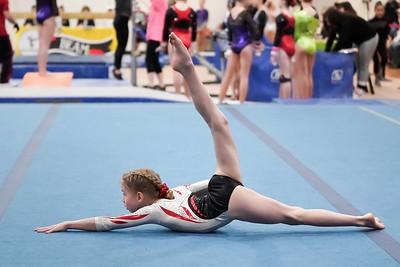 The Gymnastics Zone Floor