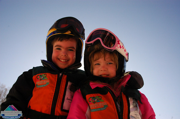 Mar. 25th-Close ups,Families and more-Smugglers' Notch