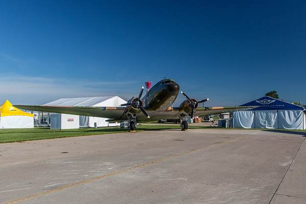 Oshkosh AirVenture and All Flying Things