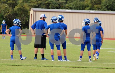 9/29/17 All Saints Episcopal School Football vs Frankston High School by Mike Baker