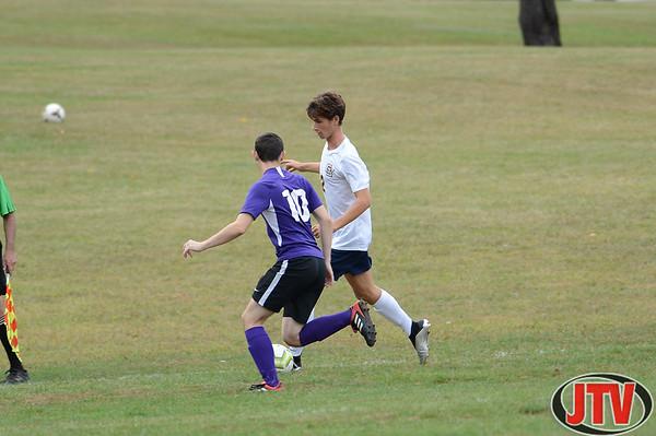 Soccer Grass Lake at Jackson Christian 09-20-2021