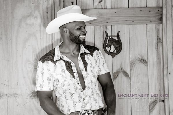 Granger's Cowboy Photo shoot
