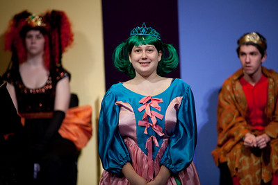 Once Upon A Mattress Dress Rehearsal