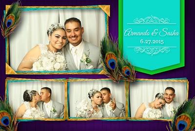 Armando and Sasha