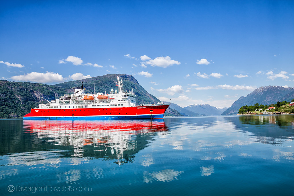 Norway fjords cruise - GAdventures - Lina Stock