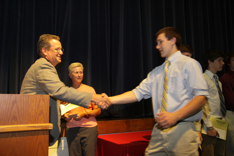 Awards Night 2012 - Student of the Year: Sports Performance