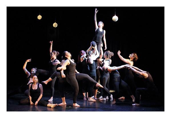 Avril 2010 50 ans MJC Palaiseau Danse Modern Jazz