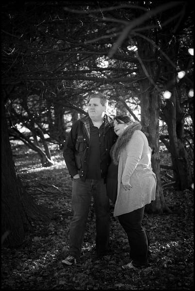 Richard & Leah