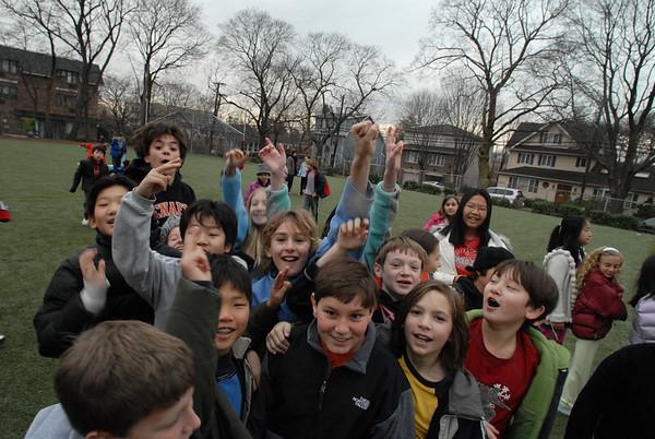 Maugham Fifth Grade 1.12.2007
