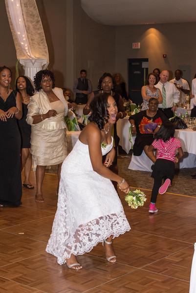 Randall/Armstrong Wedding