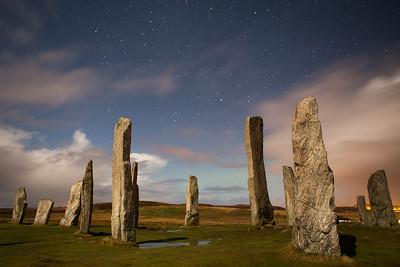 Moonlit Stones - Callanish