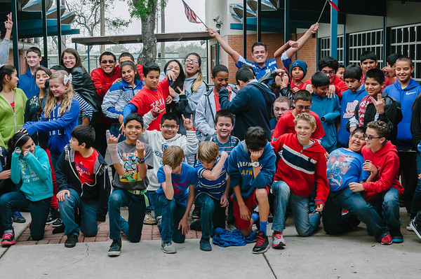 Texas Public Schools Week 2014