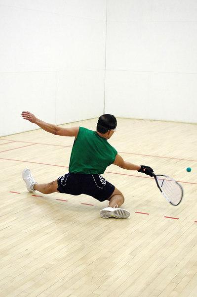 2007-02-10 Dave Sarmadi Mitsubishi Racquetball Classic Roanoke VA