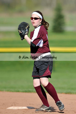 Varsity Softball - Lansing Catholic at Okemos - May 6