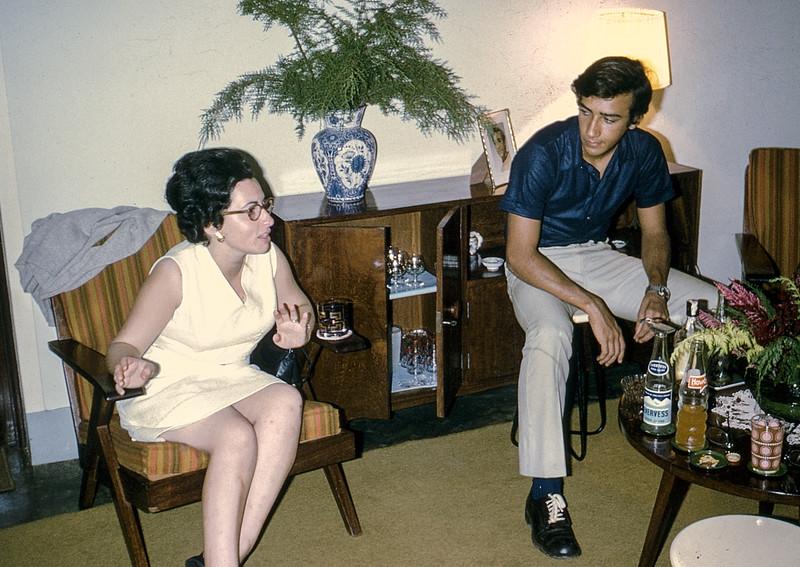 1971 - Dundo K 271 - casa do Valente
