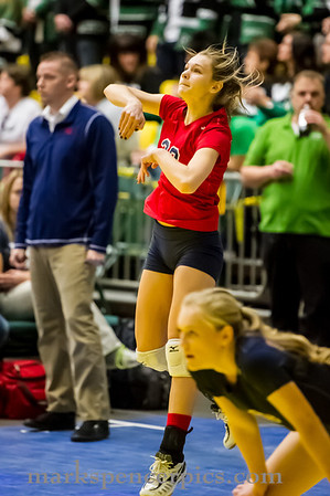 Volleyball SHS vs MtView 11-7-2013