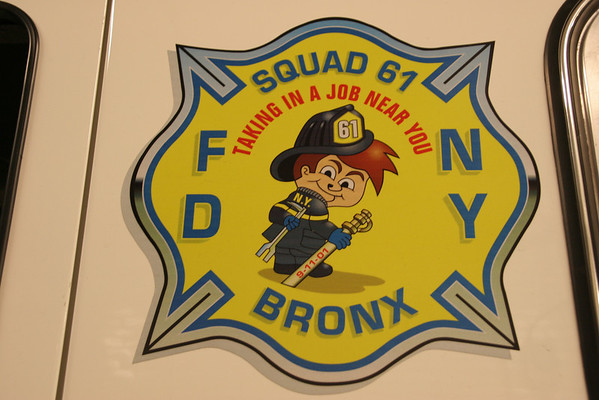 FDNY FIREHOUSES AND COMPANY LOGOS