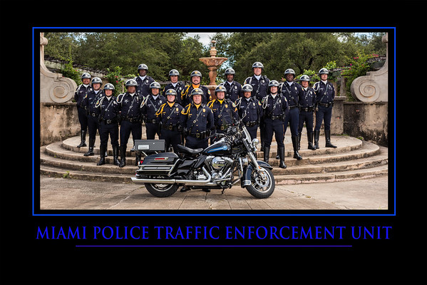 MPD Motors Unit  Portraits 2016