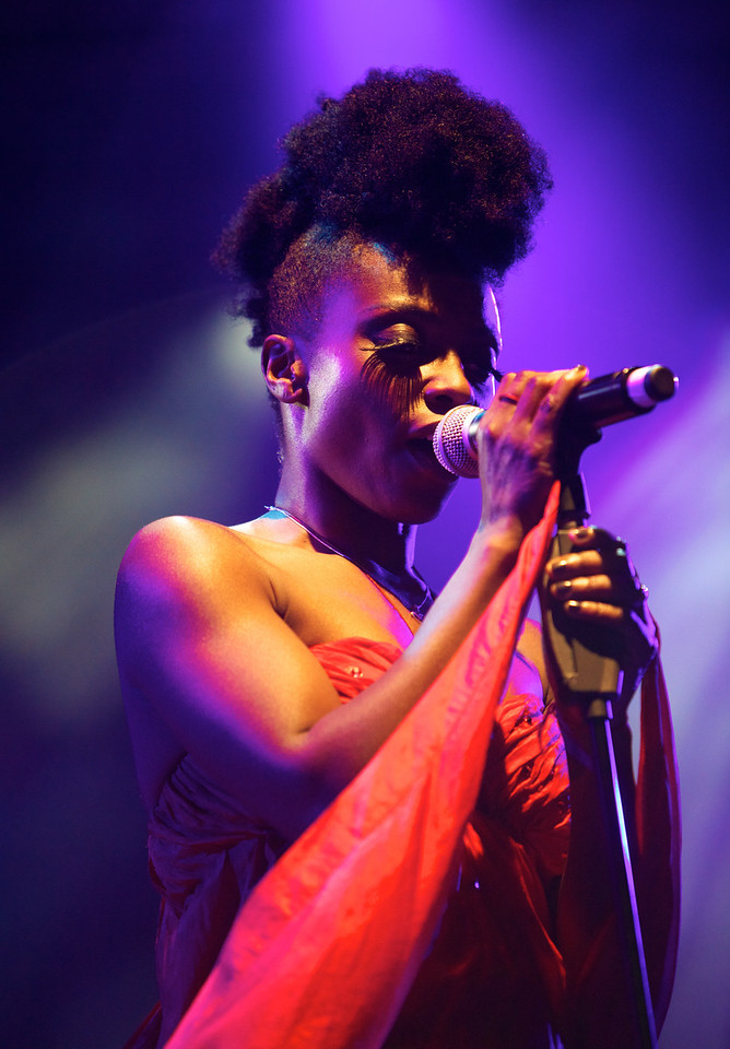 Morcheeba at the Nice Jazz Festival 2011 1