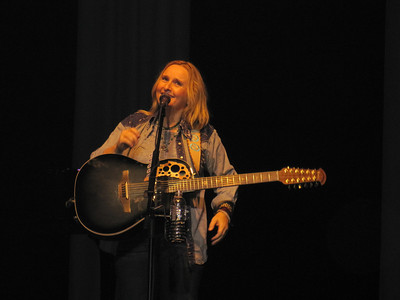 Melissa Etheridge Concert at the Count Basie