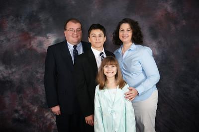 Joe and Patsy's Family January 2012