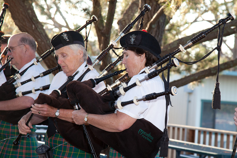 MacIntosh Pipe Band Concert