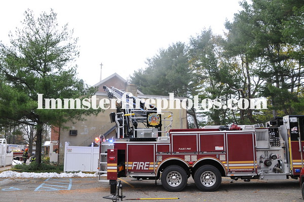SYOSSET FD SLIT ROCH CHURCH KITCHEN FIRE