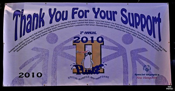 NH High School Penguin Plunge 2010