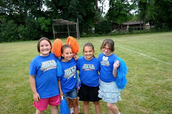 7/25/15 Madeline at AHCC MegaSports Camp