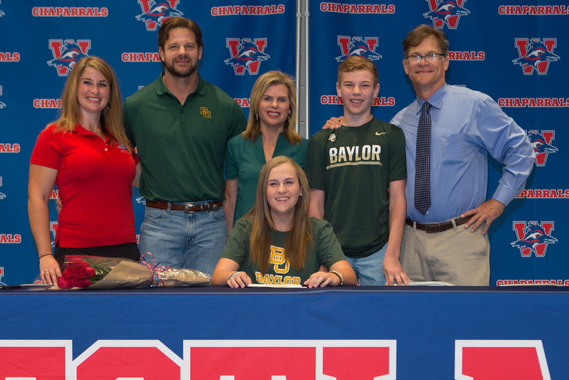 Nov 2016 Letter Of Intent Signing Day