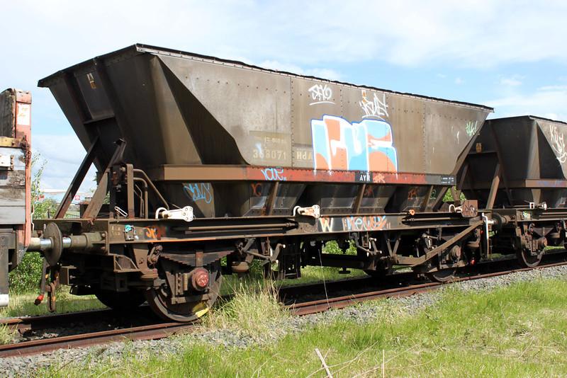HDA 368071 Worksop Yard, 08/05/11.