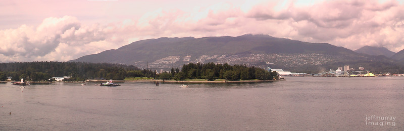 Stanley Park and the Capilano Bridge