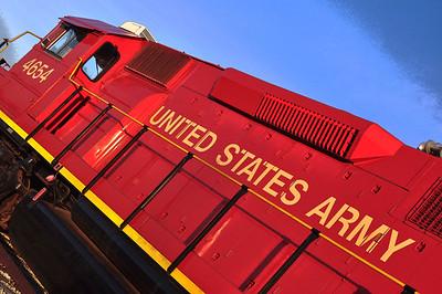 FLW Locomotive