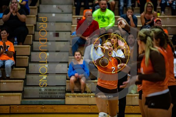 Meadowbrook Volleyball vs. Cambridge