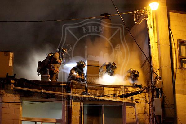 May 13, 2015 - Working Fire - 1566 Dundas Street West