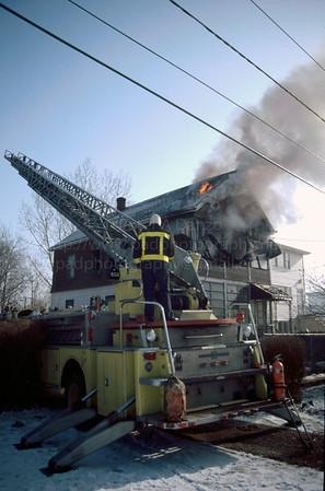 Linden NJ 2nd Alarm