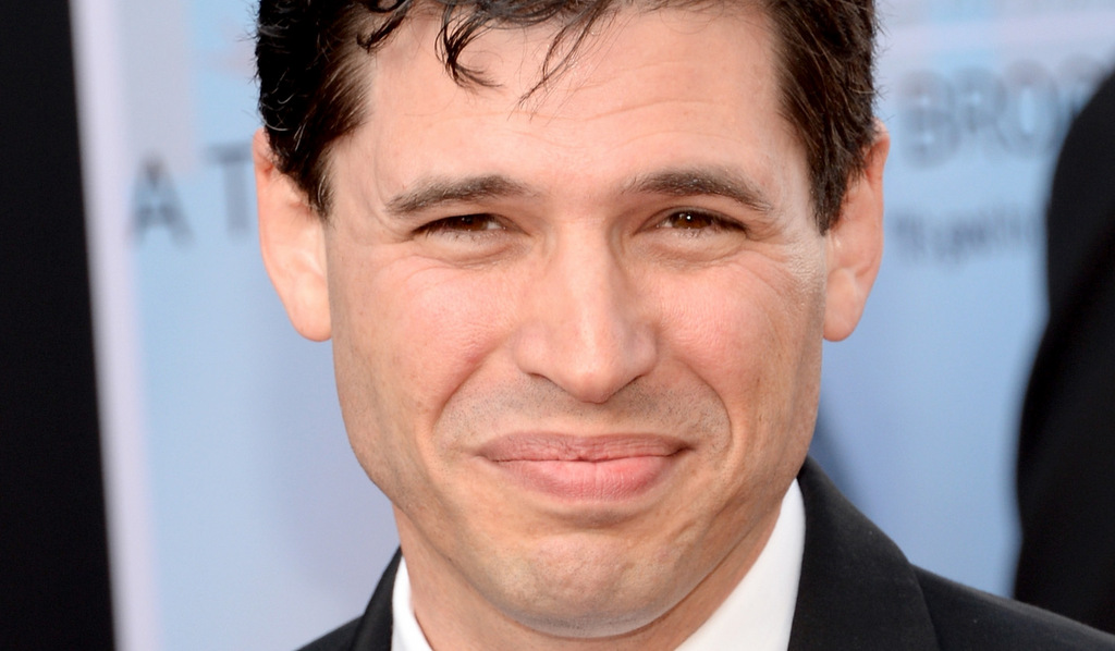 """. Writer Max Brooks is 43. The son of actor and producer Mel Brooks and actress Anne Bancroft wrote the novel and screenplay of \""""World War Z\"""" and was a \""""Saturday Night Live\"""" writer. (Jason Kempin/Getty Images for AFI)"""