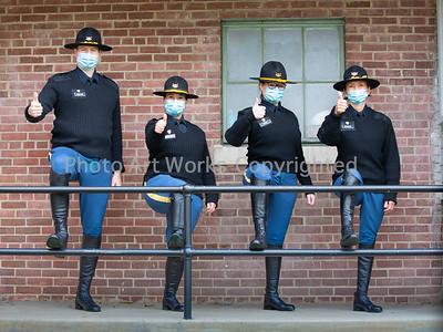 Horse Guard Recruit Graduation 2020