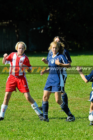 (Girls U13 Red) Cold Spring Harbor Twisters vs. Northport Heat