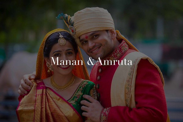 Manan &  Amruta | Ahmedabad 2015