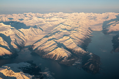 Flight from Juneau to Anchorage