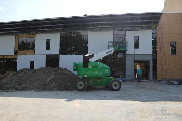 Campus Construction.May 2017