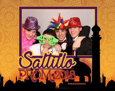 Saltillo Prom 2018
