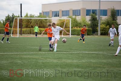 Boys Soccer, Rancho Cordova 4/27/14