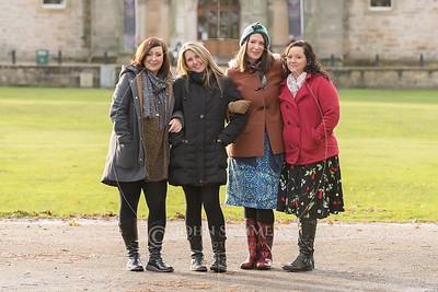 Laura, Sarah, Debbie & Deborah- 21st November 2015