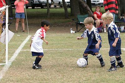 Garcia Pirates Soccer