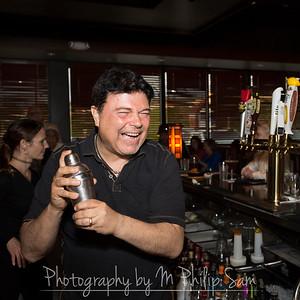 Juniper Grill NJDRF Guest Bartender Event